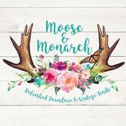 Moose & Monarch Refreshed Vintage Profile