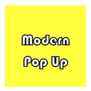 Modern Pop Up Profile