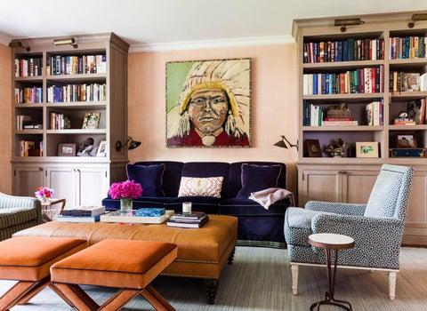 Sara Gilbane Interiors of New York, NY