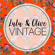 Lulu and Olive Vintage Profile