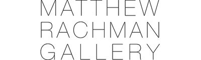 Offered by Matthew Rachman Gallery