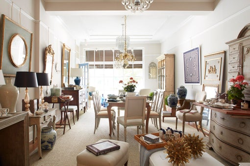 Elizabeth Pash Interiors and Antiques of Locust Valley, NY