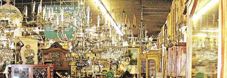 House of Charm Antiques Collection - For Sale | Chairish