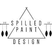 Spilled Paint Design Profile
