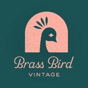 Brass Bird Vintage Profile
