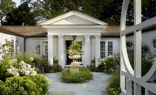 Shelley Morris Interiors of New Canaan, CT