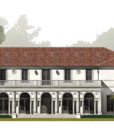 Tate Designs New Residence on St. Charles Avenue in New Orleans