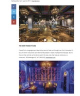 3 Design Elements We Love at Boston Restaurants