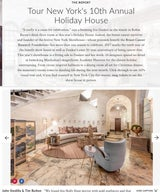 Tour New York's 10th Annual Holiday House
