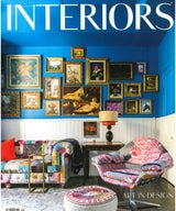 Douglas Design Studio Featured in Interiors Magazine