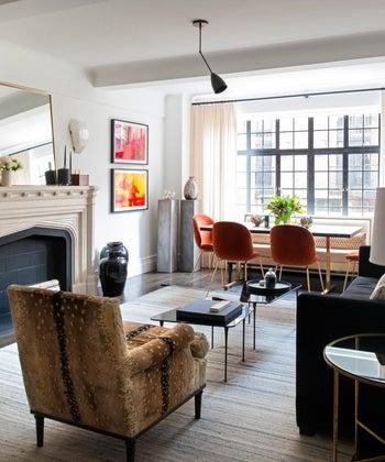 Decorating Tips From the Designer Bennett Leifer
