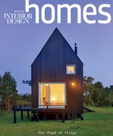Interior Design Magazine: Live Large