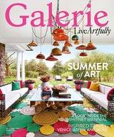 Galerie Magazine Profiles Hollander Design Project
