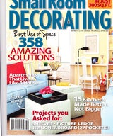 Small Room Decorating Magazine