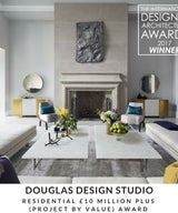 Winner of International Design and Architecture Award for Interior Design