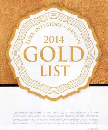 The Gold List
