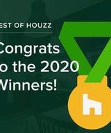 "Winner of ""2020 Best of Houzz Design."""