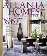 Country Classic- 2014 Atlanta Homes & Lifestyles' Serenbe Designer Showhouse- Cover Story