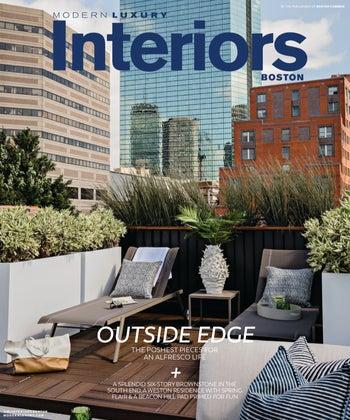 Daher Interior Design - Modern Luxury Interiors Boston