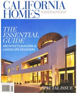 Landry Design Group Lands Cover & Feature in California Homes Essential Guide Issue
