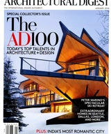 Named to the 2016 Architectural Digest AD 100 List
