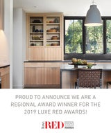 Luxe Red Award Winner 2019