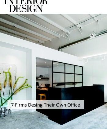 7 Firms Design Their Own Office