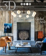 SagreraBrazil Design Featured in the 2015 issue of 3D Magazine