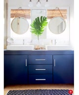MyDomaine Featuring the Palos Verdes Project's Bathroom Renovation