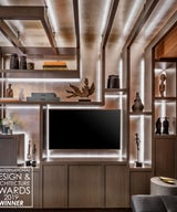 2019 International Design & Architecture Award for Lighting Scheme