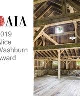 2019 AIA  Alice Washburn Award