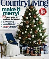 "Country Living Magazine ""Christmas in a Sophisticated Connecticut"""