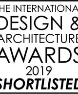 THE INTERNATIONAL DESIGN & ARCHITECTURE AWARDS 2019 SHORTLISTED