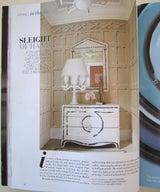 Veranda Magazine, March-April 2013