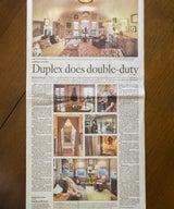 Duplex does double-duty
