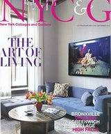 New York Cottages & Gardens (Art Issue)