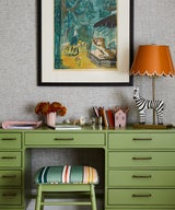 A Vintage Madeline Print Inspired This Toddler's Safari-Themed Room