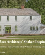 Jones & Boer Architects' Shaker-Inspired Farmhouse