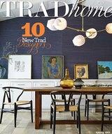 Laced Up - Brett Design Filigree Wallpaper in Trad Home