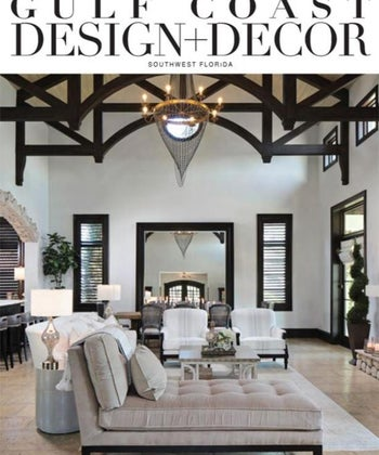 A Marco Island Makeover: Mark P. Finlay Architects bring timeless sophistication and oceanic light to this Marco Island Penthouse