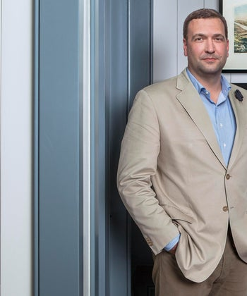 """""""High Concept"""" ~ Q&A with President Andrew Cogar about the firm's new Manhattan office"""