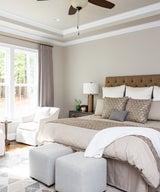 Plush | A Neutral Bedroom Retreat