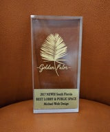 'Golden Palm' Award 2017