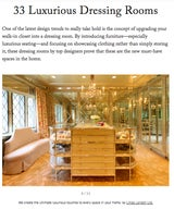 33 Luxurious Dressing Rooms