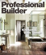 Professional Builder April 2015