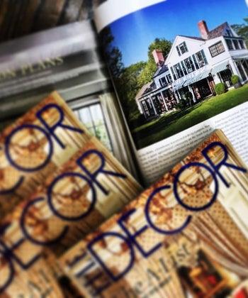 """""""Lesson Plans"""" ~  featuring an 1840s Bridgehampton farmhouse renovation"""