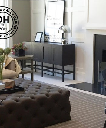 Dering Hall 30 Black & White Rooms That Inspire