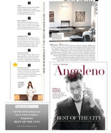 Angeleno - Best of the City - Top Five: 2015 Furniture Lines by LA Interior Designers