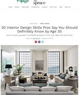 30 Interior Design Skills The Pros Say You Should Know by 30
