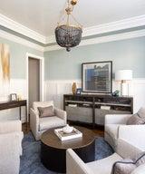 The Modern Parlor | Formal Living Room Design